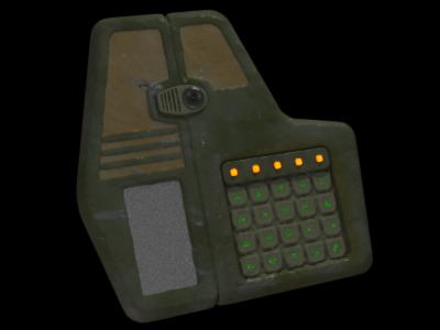 Electronic Lockbreaker