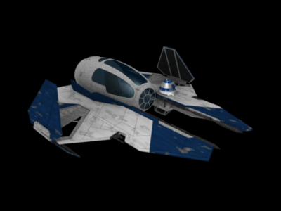 eta 2 actis class light interceptor fighters star wars combine