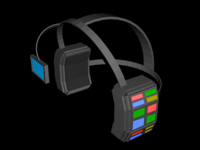 Cyborg Electronics Unit