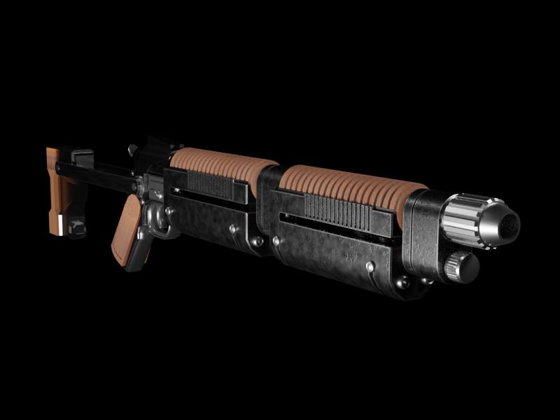 Bryar Rifle
