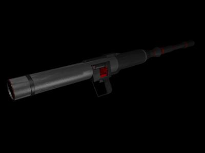 RPS-6 Rocket Launcher
