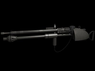 CVI Rotating Heavy Cannon
