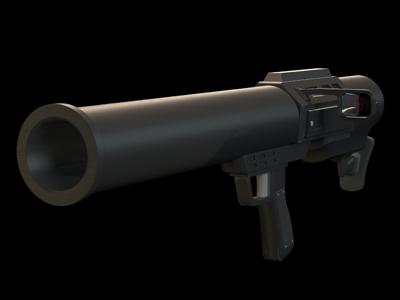 MiniMag PTL Missile Launcher