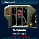 image of arrested avatar